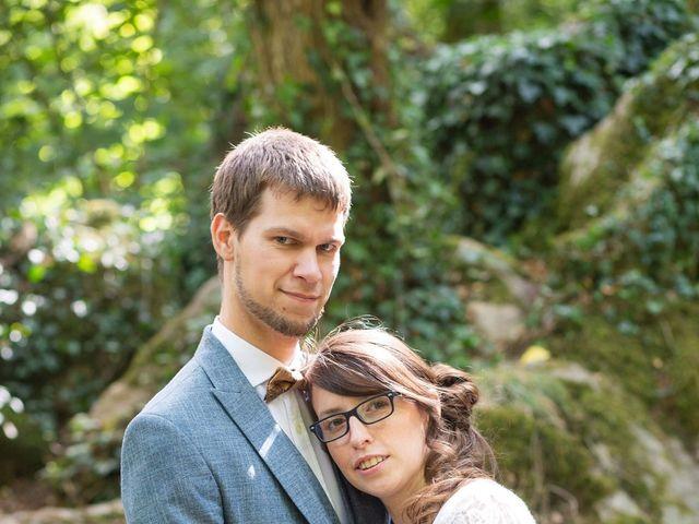 Le mariage de Damien et Hélène  à Le Mesnil-Mauger, Calvados 4
