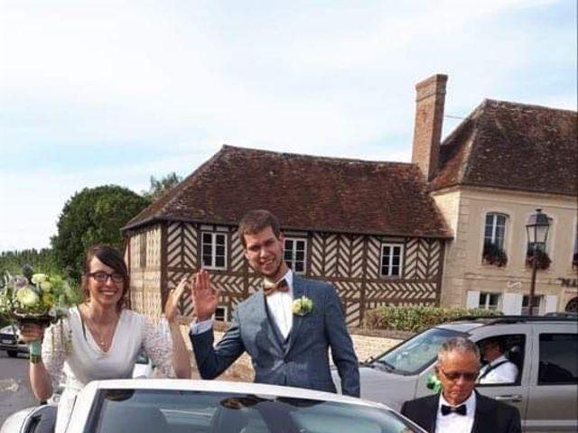 Le mariage de Damien et Hélène  à Le Mesnil-Mauger, Calvados 7