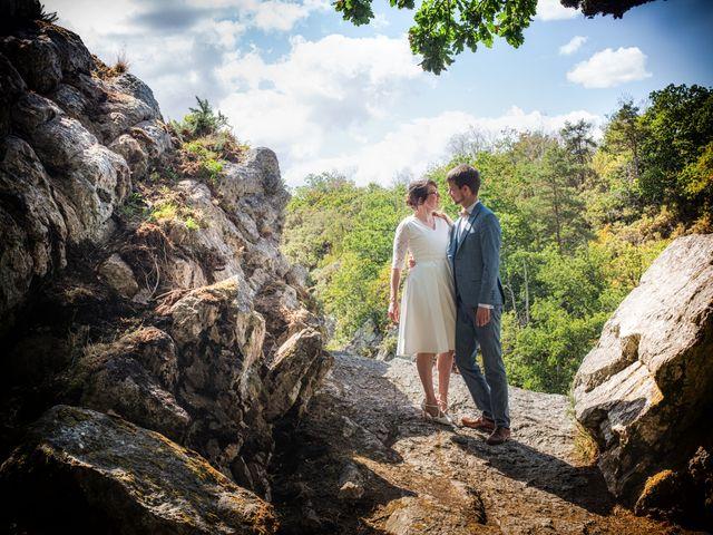 Le mariage de Damien et Hélène  à Le Mesnil-Mauger, Calvados 9