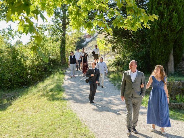 Le mariage de Arnaud et Anaïs à Lussas, Ardèche 9