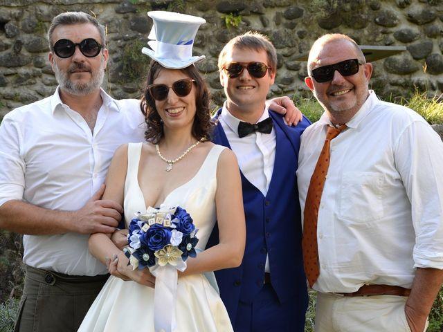 Le mariage de Arnaud et Anaïs à Lussas, Ardèche 31