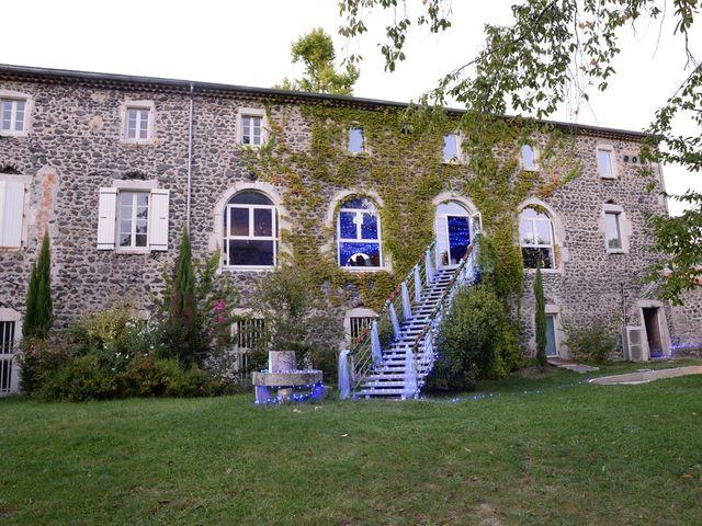 Le mariage de Arnaud et Anaïs à Lussas, Ardèche 34