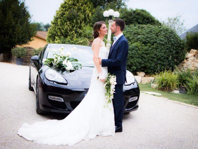 Le mariage de Clélia et Benjamin