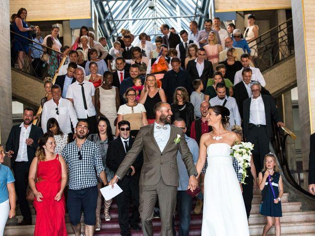Le mariage de Mickaël et Elodie à Le Havre, Seine-Maritime 14