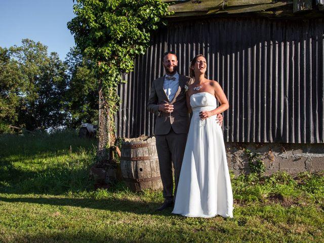 Le mariage de Elodie et Mickaël