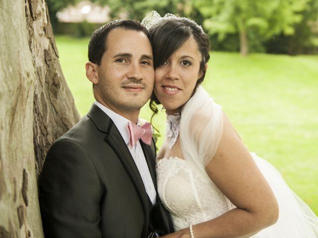 Le mariage de Julien et Dorothée