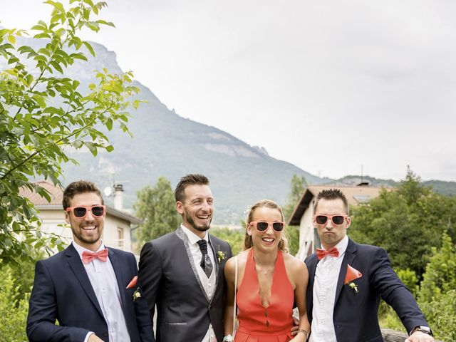 Le mariage de Florent et Céline à Claix, Isère 12