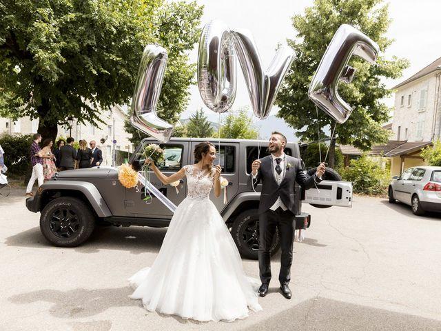Le mariage de Florent et Céline à Claix, Isère 17