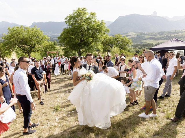 Le mariage de Florent et Céline à Claix, Isère 56