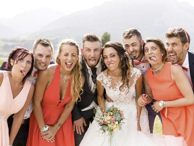 Le mariage de Florent et Céline à Claix, Isère 57