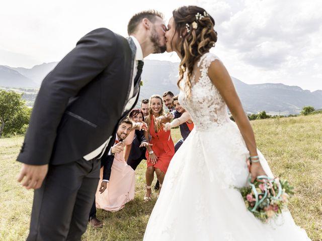Le mariage de Florent et Céline à Claix, Isère 58