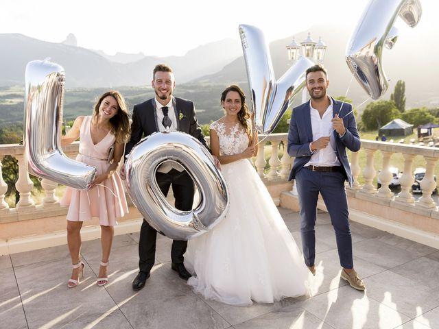 Le mariage de Florent et Céline à Claix, Isère 73
