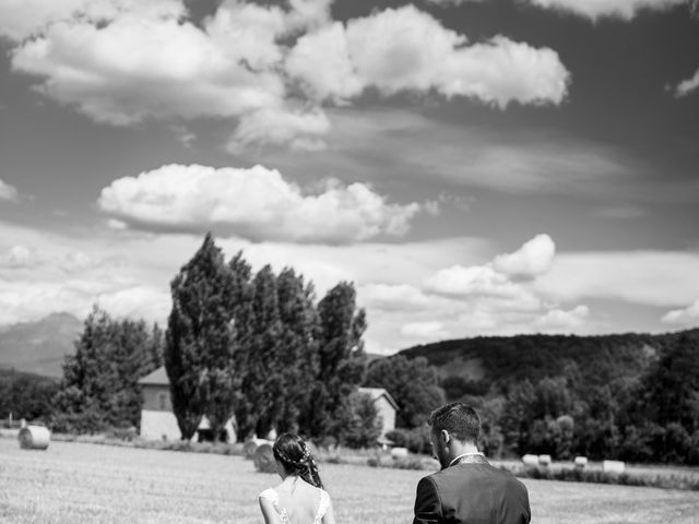 Le mariage de Florent et Céline à Claix, Isère 89