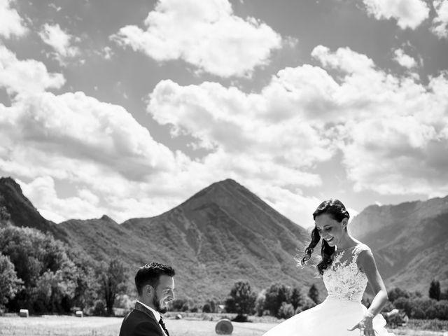 Le mariage de Florent et Céline à Claix, Isère 90