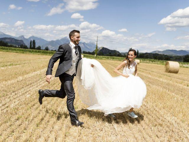 Le mariage de Florent et Céline à Claix, Isère 92