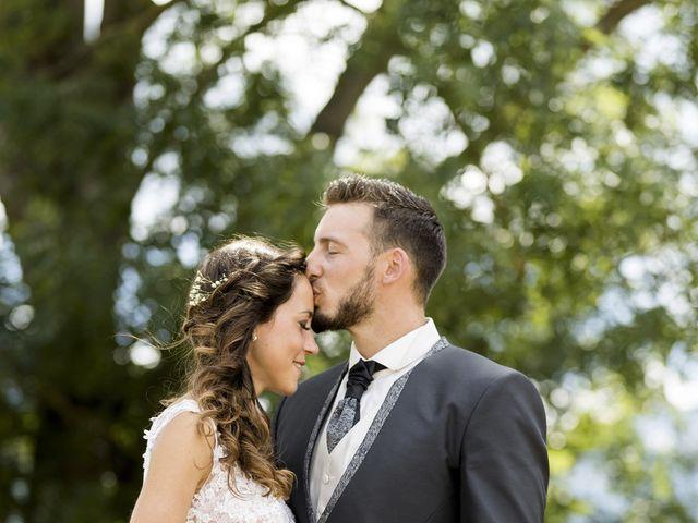 Le mariage de Florent et Céline à Claix, Isère 1