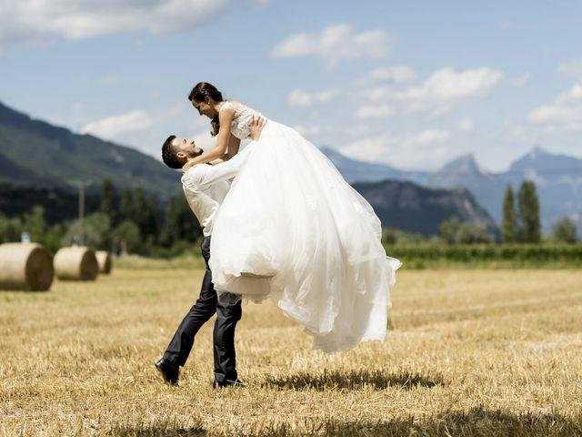 Le mariage de Florent et Céline à Claix, Isère 94