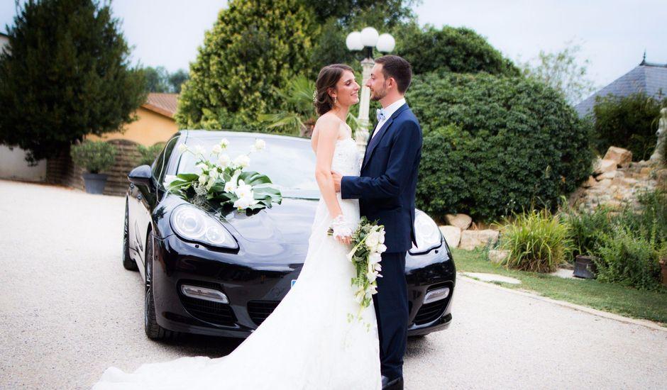 Le mariage de Benjamin et Clélia à Lyon, Rhône