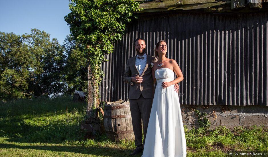 Le mariage de Mickaël et Elodie à Le Havre, Seine-Maritime