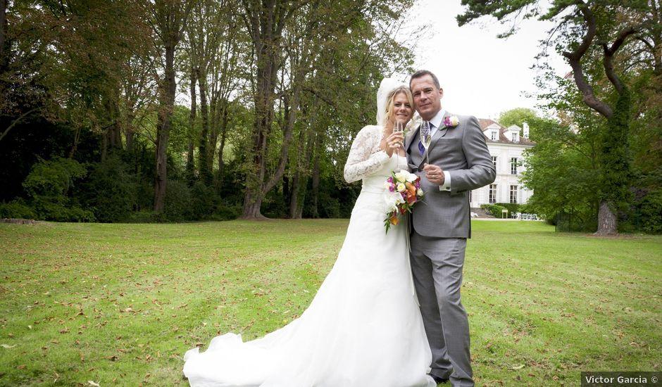 Le mariage de Andy et Alexandra à Brunoy, Essonne