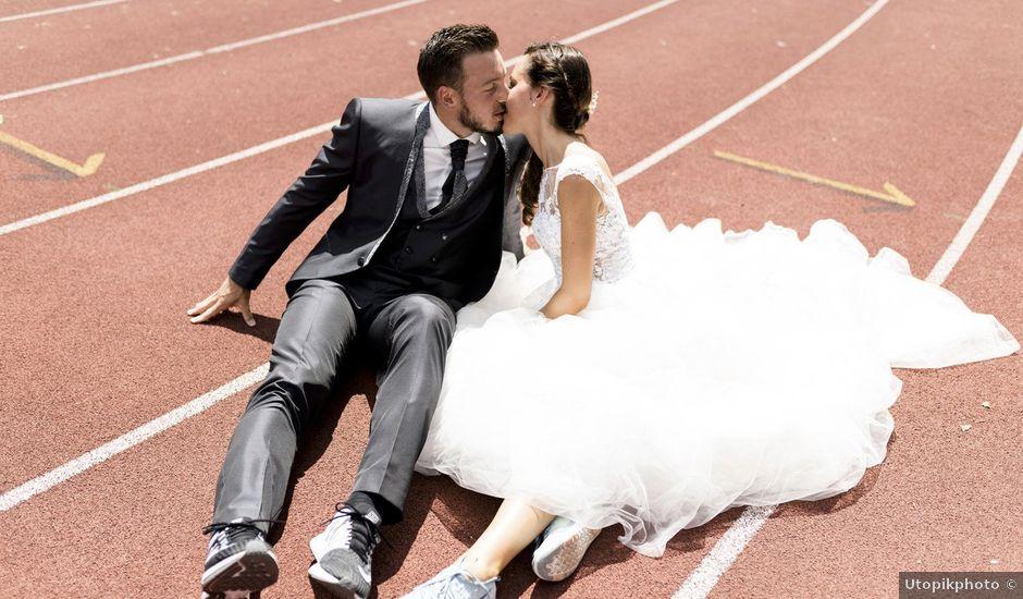 Le mariage de Florent et Céline à Claix, Isère