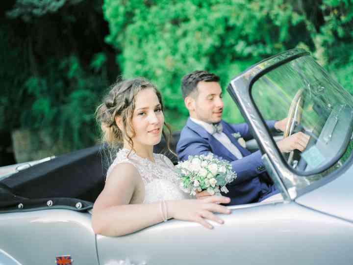 Le mariage de Inès et Jérémie