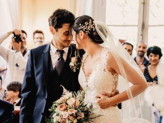 Le mariage de Angela et Thibaut