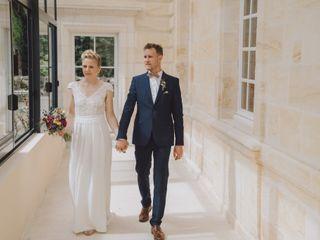 Le mariage de Maja  et Jean Baptiste