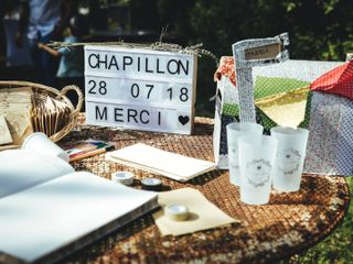 Le mariage de Fabienne et Yannick 3