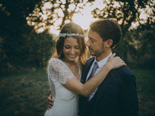 Le mariage de Charlotte et David