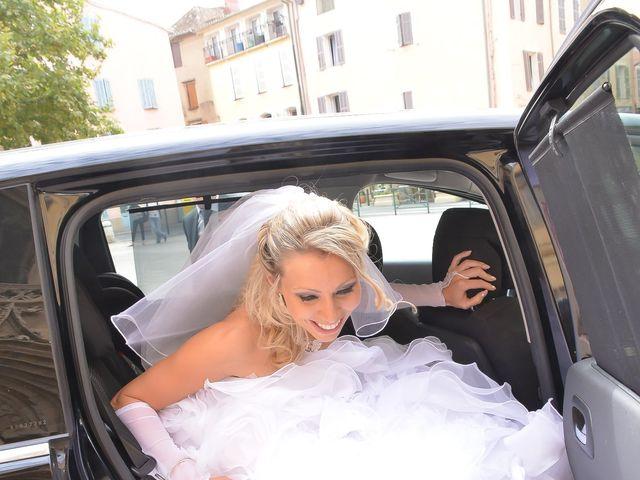 Le mariage de Renaud et Justine à Saint-Maximin-la-Sainte-Baume, Var 18