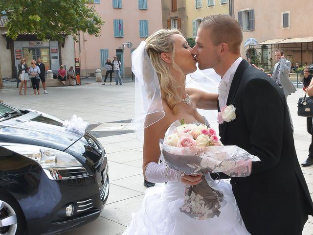 Le mariage de Renaud et Justine à Saint-Maximin-la-Sainte-Baume, Var 19