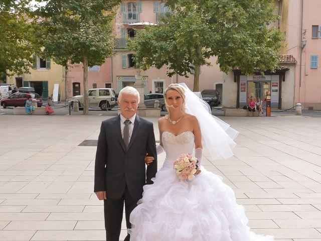 Le mariage de Renaud et Justine à Saint-Maximin-la-Sainte-Baume, Var 23