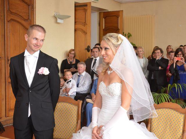 Le mariage de Renaud et Justine à Saint-Maximin-la-Sainte-Baume, Var 24