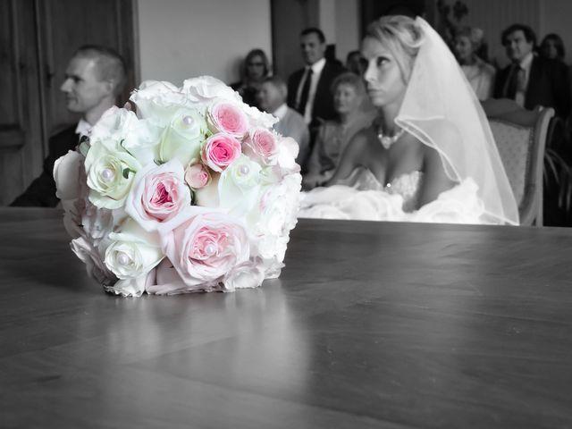 Le mariage de Renaud et Justine à Saint-Maximin-la-Sainte-Baume, Var 26