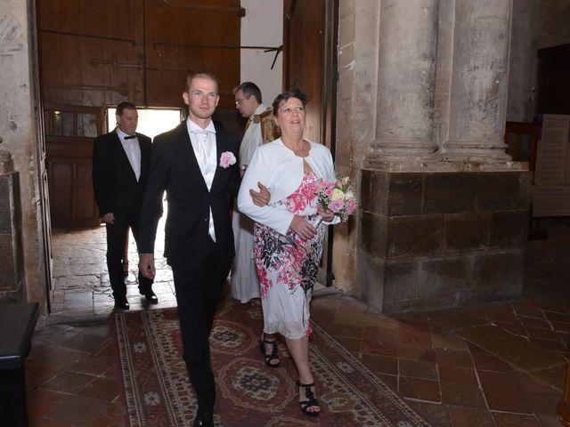 Le mariage de Renaud et Justine à Saint-Maximin-la-Sainte-Baume, Var 28