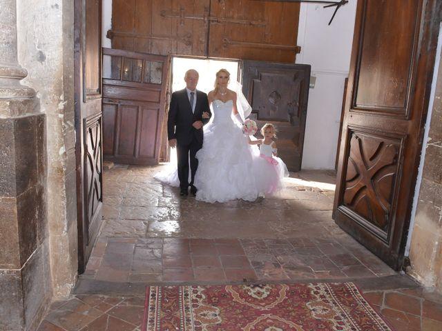 Le mariage de Renaud et Justine à Saint-Maximin-la-Sainte-Baume, Var 29