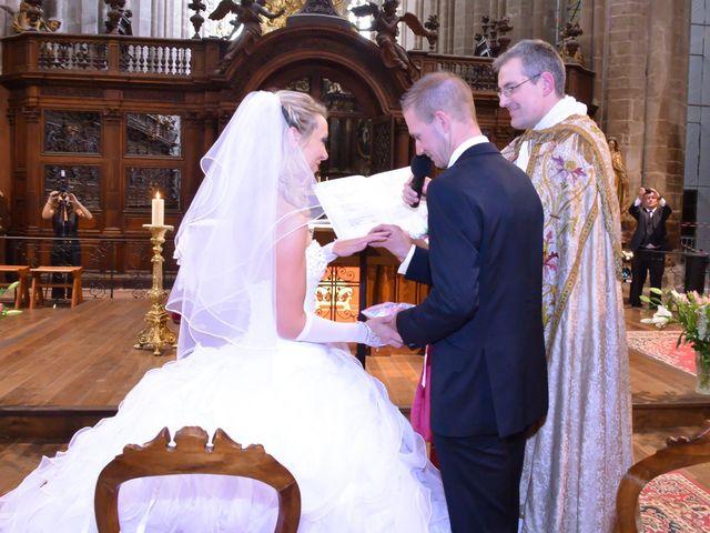 Le mariage de Renaud et Justine à Saint-Maximin-la-Sainte-Baume, Var 34