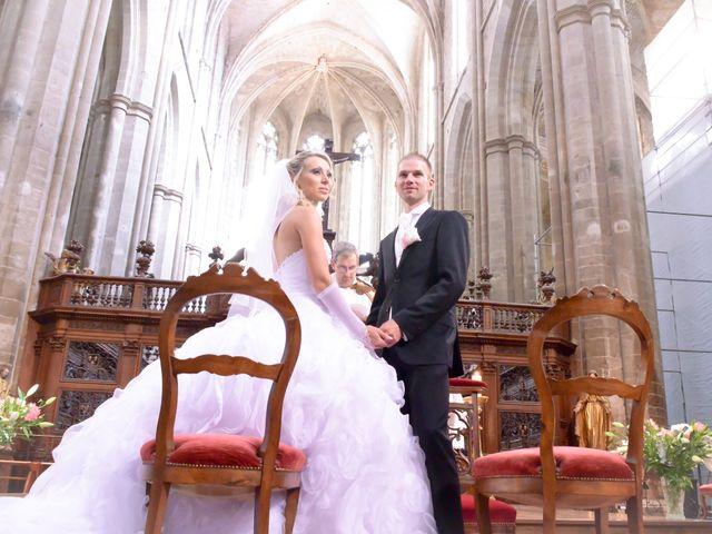 Le mariage de Renaud et Justine à Saint-Maximin-la-Sainte-Baume, Var 36