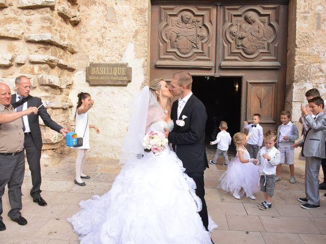 Le mariage de Renaud et Justine à Saint-Maximin-la-Sainte-Baume, Var 38