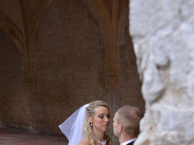 Le mariage de Renaud et Justine à Saint-Maximin-la-Sainte-Baume, Var 41