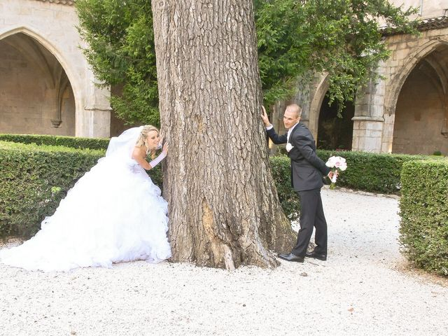 Le mariage de Renaud et Justine à Saint-Maximin-la-Sainte-Baume, Var 43