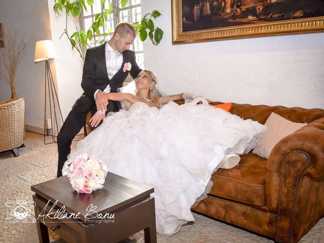 Le mariage de Justine et Renaud