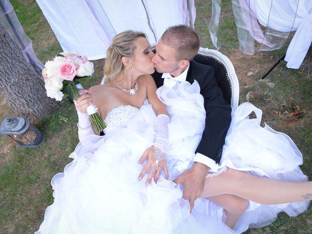 Le mariage de Renaud et Justine à Saint-Maximin-la-Sainte-Baume, Var 45