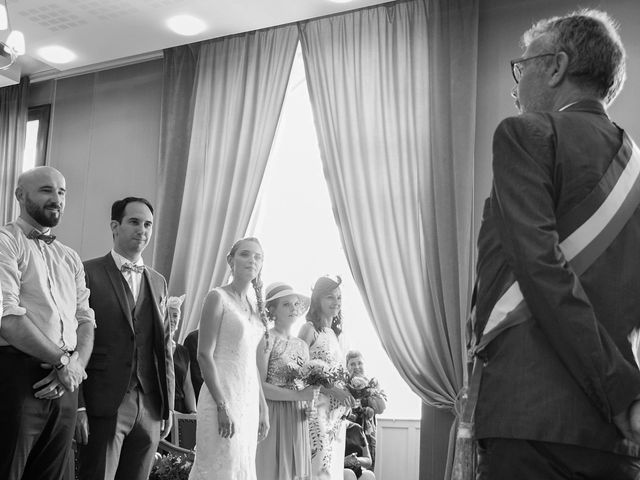 Le mariage de Perrine et Charles à Nantes, Loire Atlantique 14