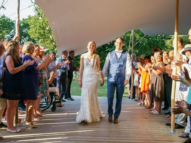 Le mariage de Perrine et Charles à Nantes, Loire Atlantique 26