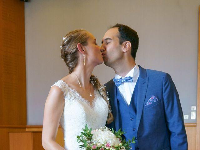 Le mariage de Perrine et Charles à Nantes, Loire Atlantique 33
