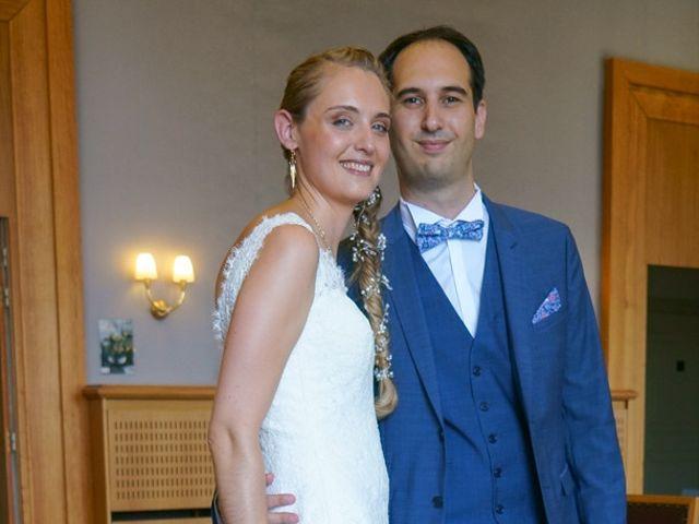 Le mariage de Perrine et Charles à Nantes, Loire Atlantique 34