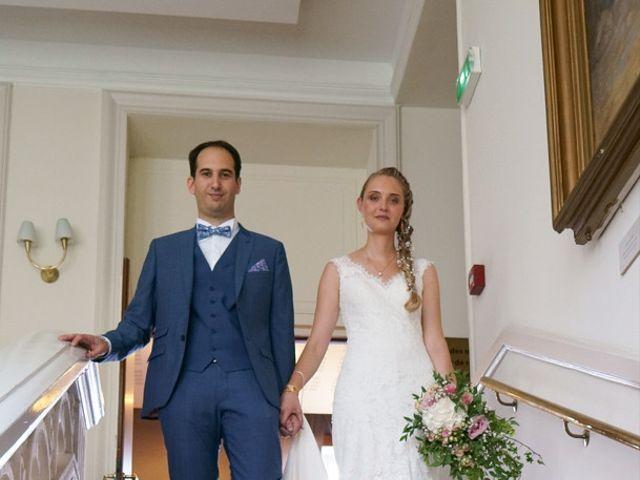 Le mariage de Perrine et Charles à Nantes, Loire Atlantique 35