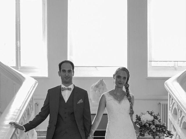 Le mariage de Perrine et Charles à Nantes, Loire Atlantique 37